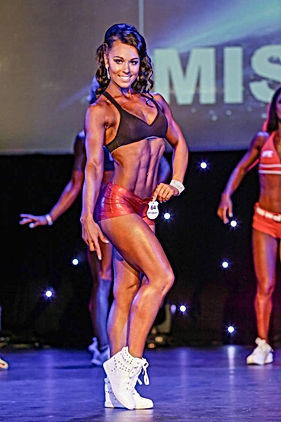 WFF MISS SPORTSMODE; COMPETITOR