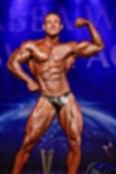 BARRY LAWLER NABBA BODYBUILDER