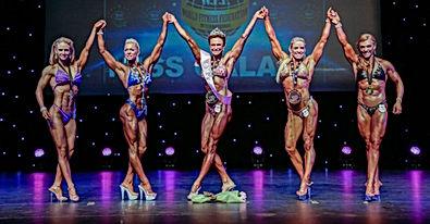 Ms Galaxy Wff NSW Bodybuilding, sports model, All Female Comp