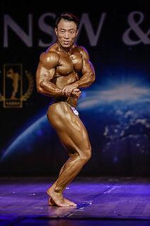 NABBA WFF Bodybuilding competition, Nabba NSW Bodybuilding