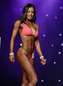 figure competition, sports model, bikini model competition, Nabba, WFF
