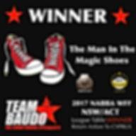 Team Baudo Winner of Leauge bodybuilding Comp