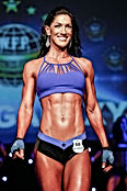 NABBA WFF NSW ACT sports model competition