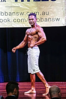 World Fitness Federation, Sports Model Competition, Physique Contest