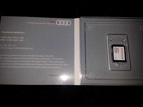 AUDI A4 A5 Q5 Q7 MMI 3G+ PLUS HDD GENUINE HN+_EU_AU3G_K0900