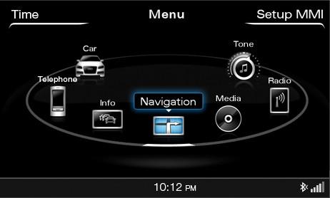 AUDI A6 A7 A8 Q3 MMI 3G+ PLUS SW 0770 + 2015 MAPS