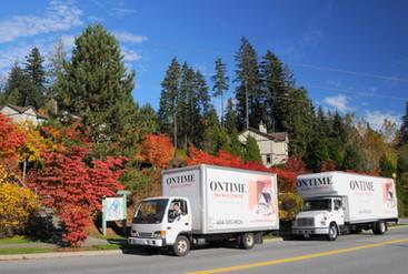 OnTime Moving Trucks