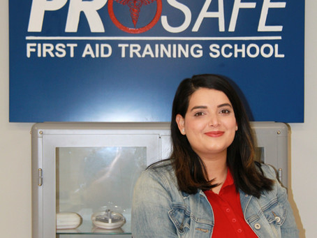 Meet The Team: Gurpreet Dhatt, One Of ProSafe's Most Enthusiastic Instructors