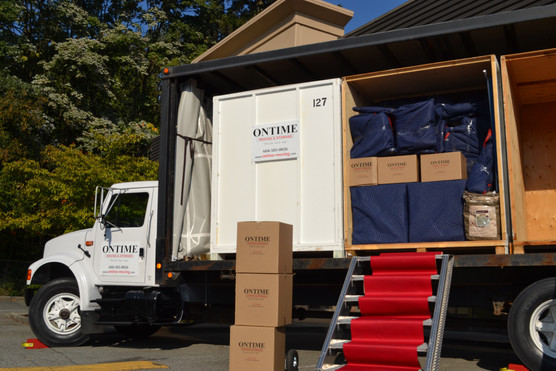 Containerized Storage at your Door