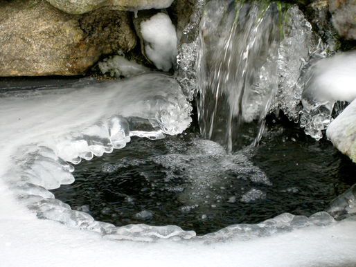 Winterization: A Key Step In Maintaining Your Water Feature's Value and Longevity