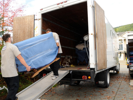 Planning the Perfect Move: Finding the Right Moving Company