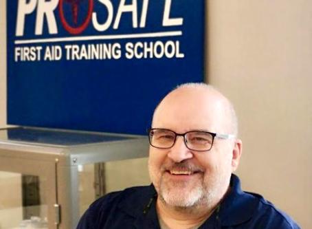 Meet The Team: David Vusich, Veteran Instructor Extraordinaire