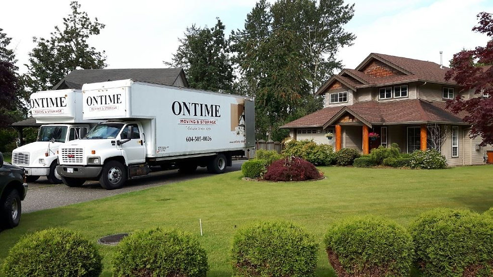 OnTime Moving and Relocation Services
