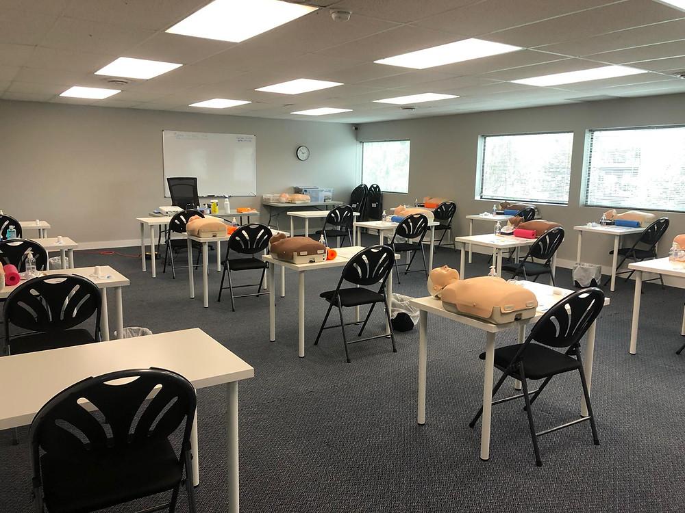 ProSafe's new Port Coquitlam campus