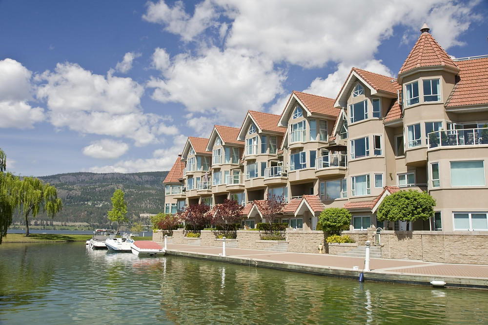 Strata complex British Columbia
