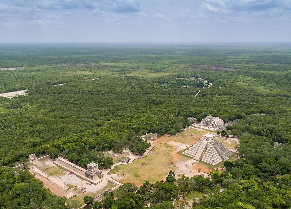 Templo de Chichén Itzá - Astroturismo - Cosmopolita