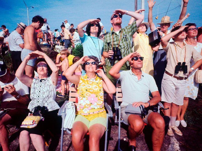 Apollo 11 1969 Cabo Canaveral - Astroturismo - Cosmopolita