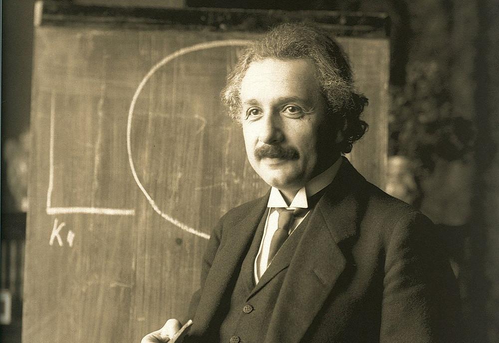 A religião de Einstein - cosmopolita