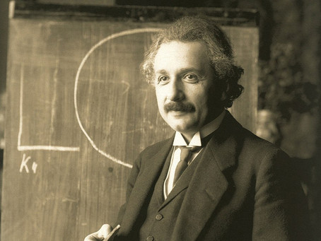 A religião de Einstein