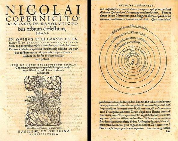 Livro Nicolau Copérnico