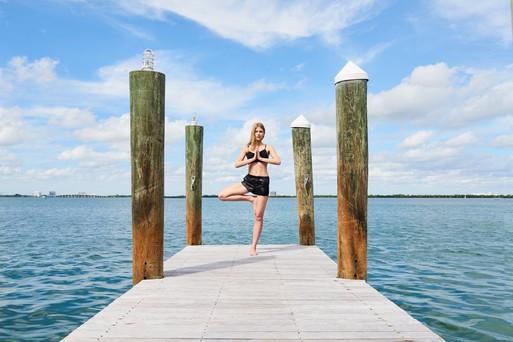 Dock & Yoga
