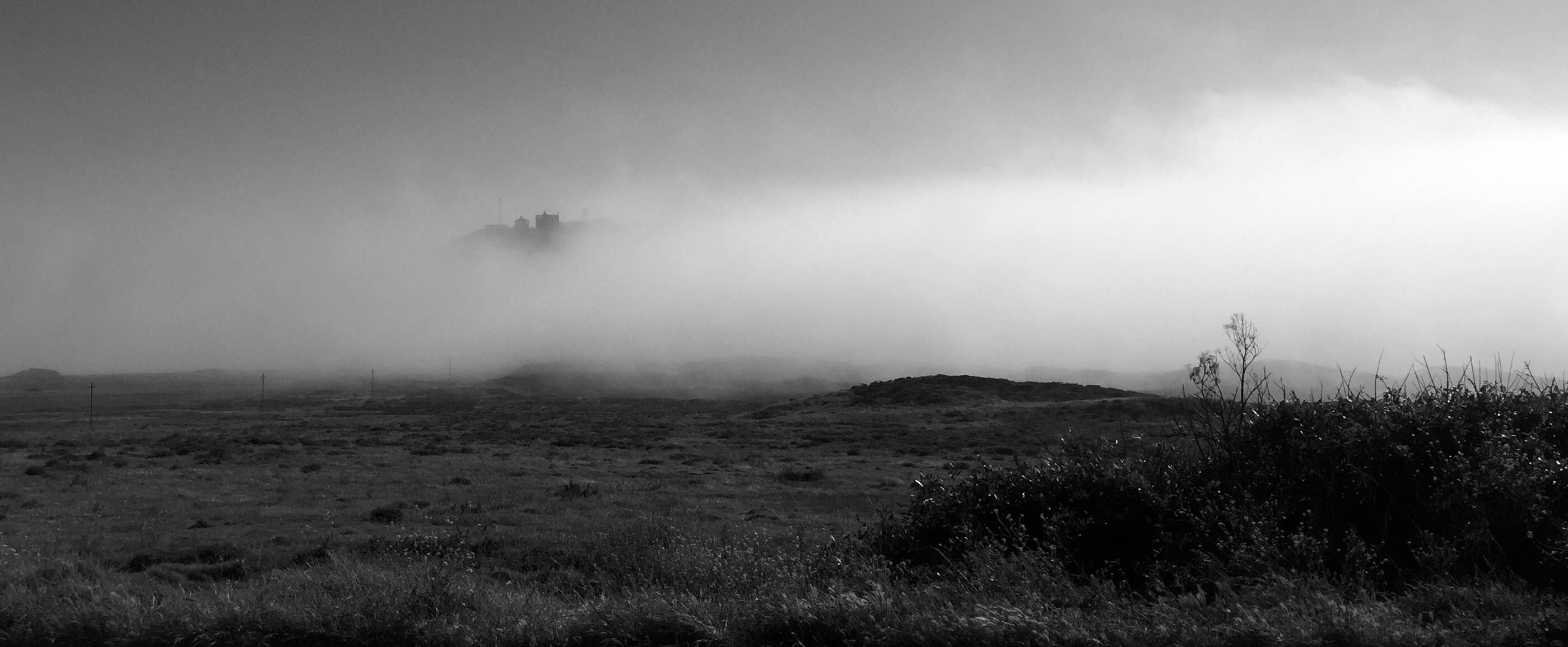 Point Sur Fog
