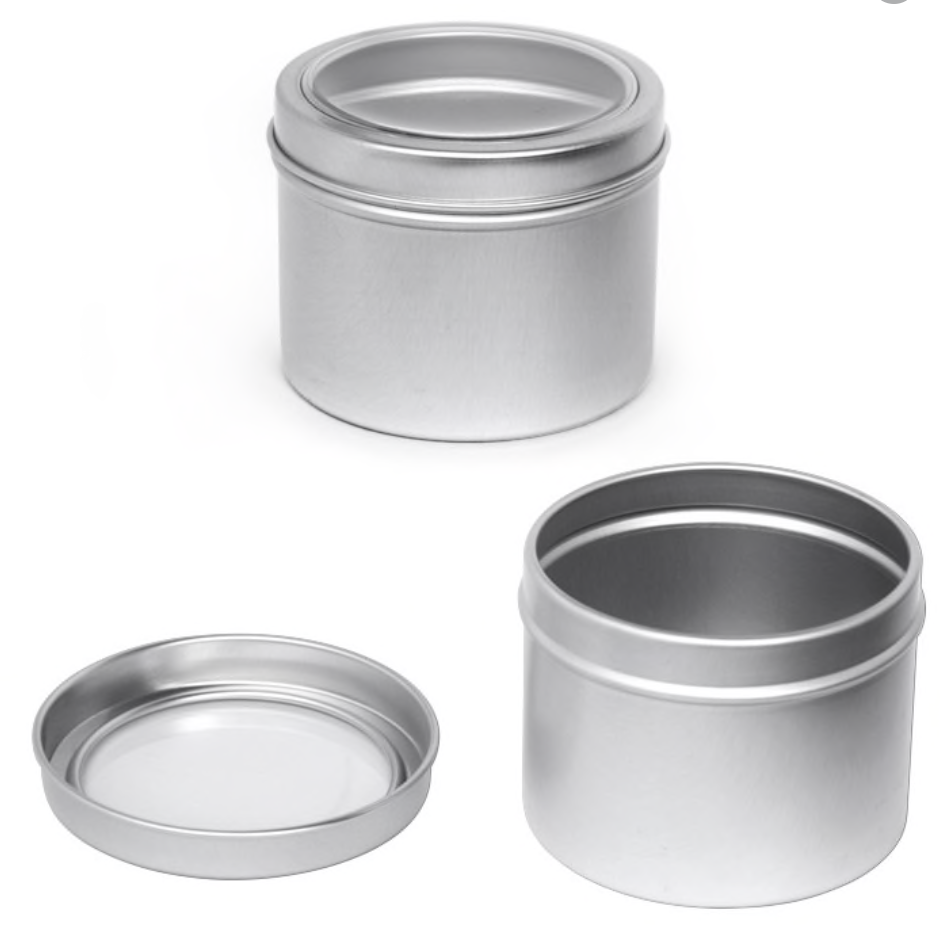 Candle Tins 2in