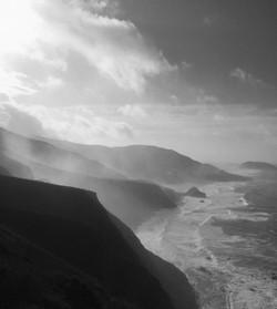 Big Sur, Fog