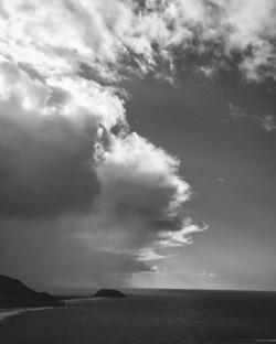 Point Sur Rain