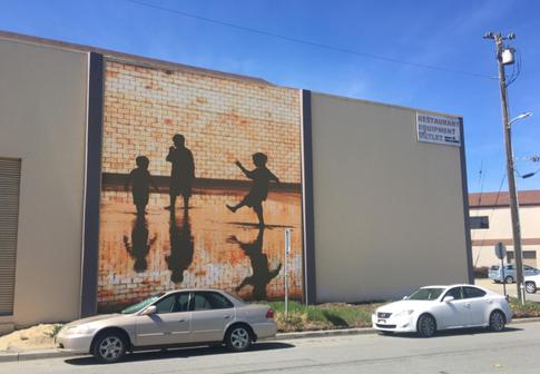 Orange Kicks, SandCity, CA
