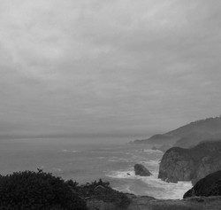 Big Sur, Looking South
