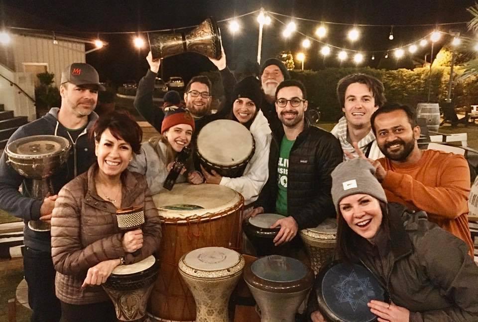 DrumCircle Intuit, Marina, CAcle Intuit3