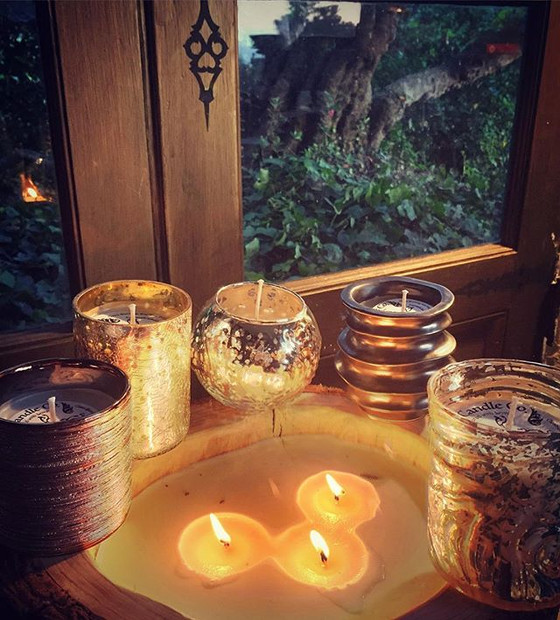 Candle Making & Meditation