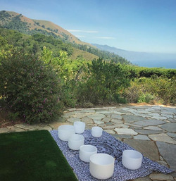 SoundBath, Ventana Resort, Big Sur, CA
