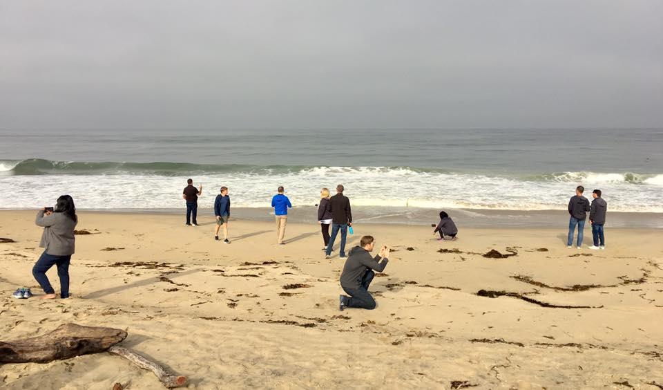 Photo Hike Intuit, Monterey, CA