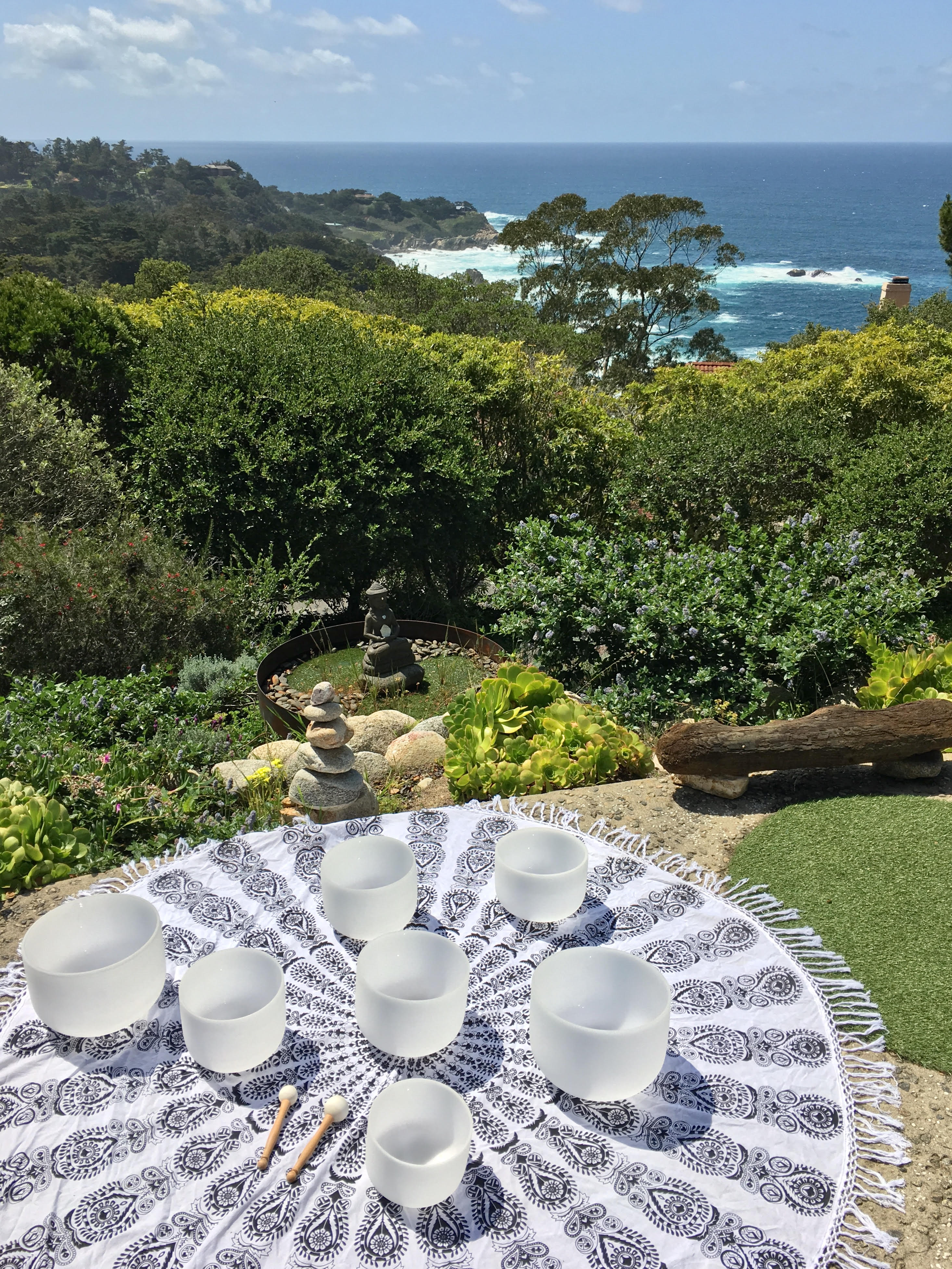 Private SoundBath, Carmel, CA