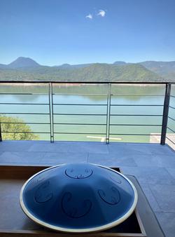 Sound Bath, Valle de Bravo, Mexico
