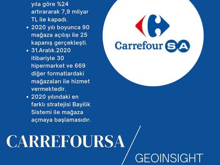 CarrefourSA 2021 yılında 100 Bayilik verecek