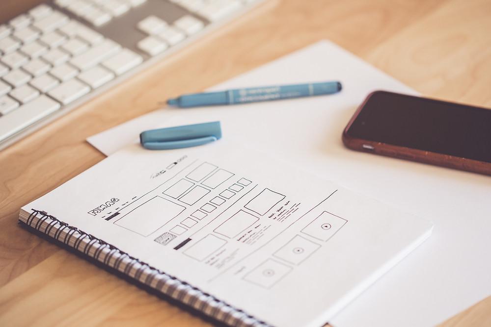 תכנון נכון של הקמת אתר בשלושה שלבים