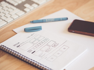The importance of the designer notebook