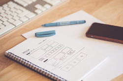 diseñador Notebook