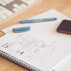 תכנון אסטרטגיית מסחור חזותי