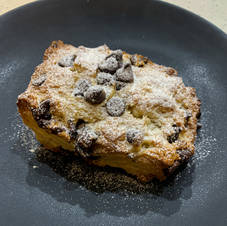 Chocolate Chip Cream Scone