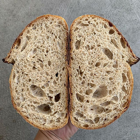 After so many failed loaves... finally g