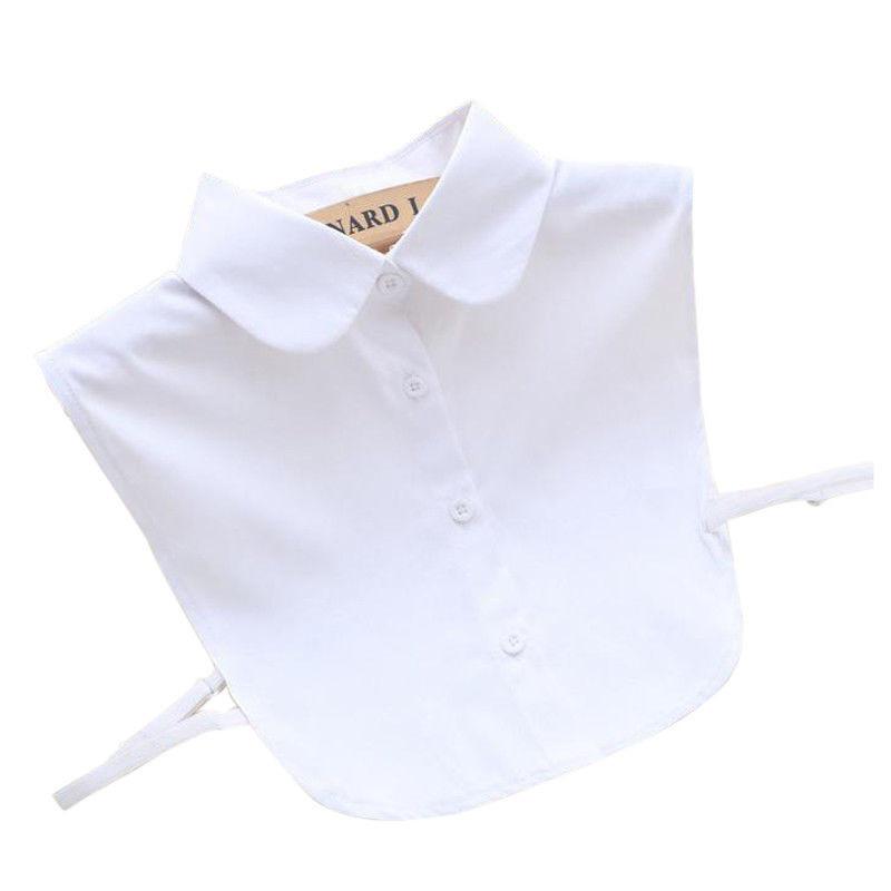 Ebay Collared White Bib (£2.99)