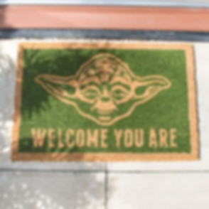 Welcome you are mat.jpg