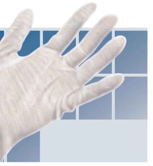 Boots Cotton White Gloves (£2.59)