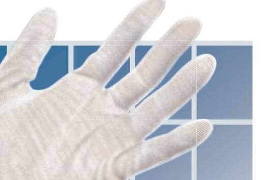 Boots Cotton White Gloves (£2.59)
