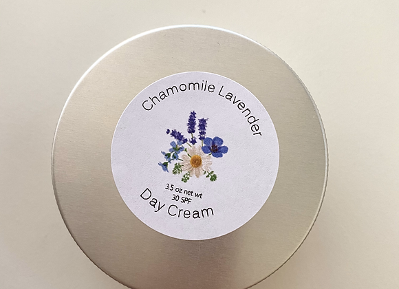 Chamomile Lavender Day Cream