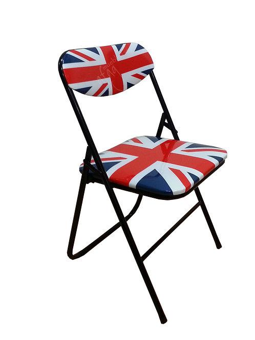 Silla Bandera Británica